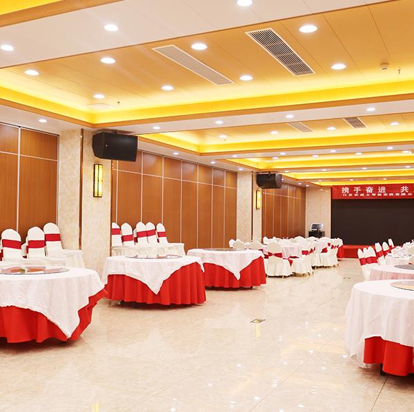南京酒店移动隔断